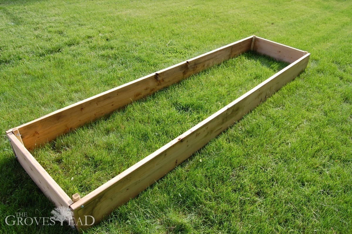 Side Step With Raised Bed Access