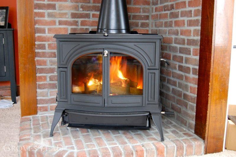 Vermont Castings Defiant wood stove