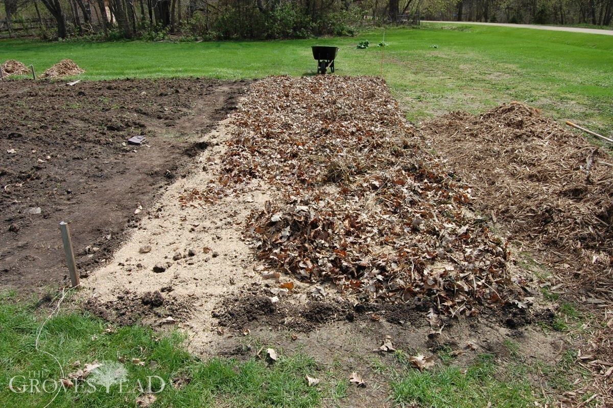 Planting a No-Till Garden, Step-by-Step | The Grovestead