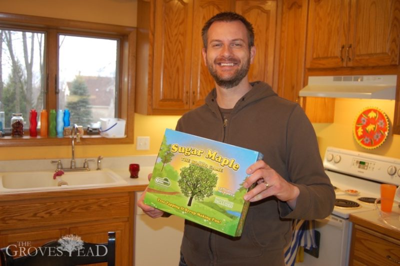 Sugar Maple The Board Game Arrives!