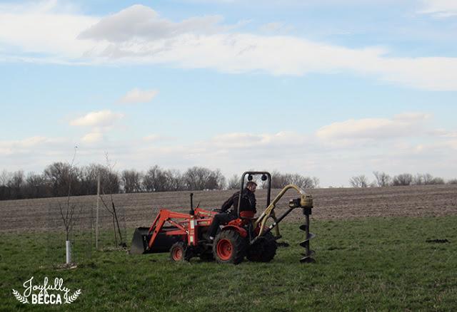farm-kids-post-hole-digger